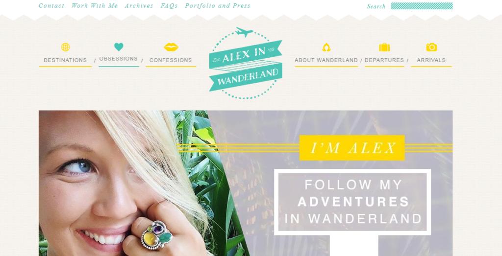 alexinwonderland.com