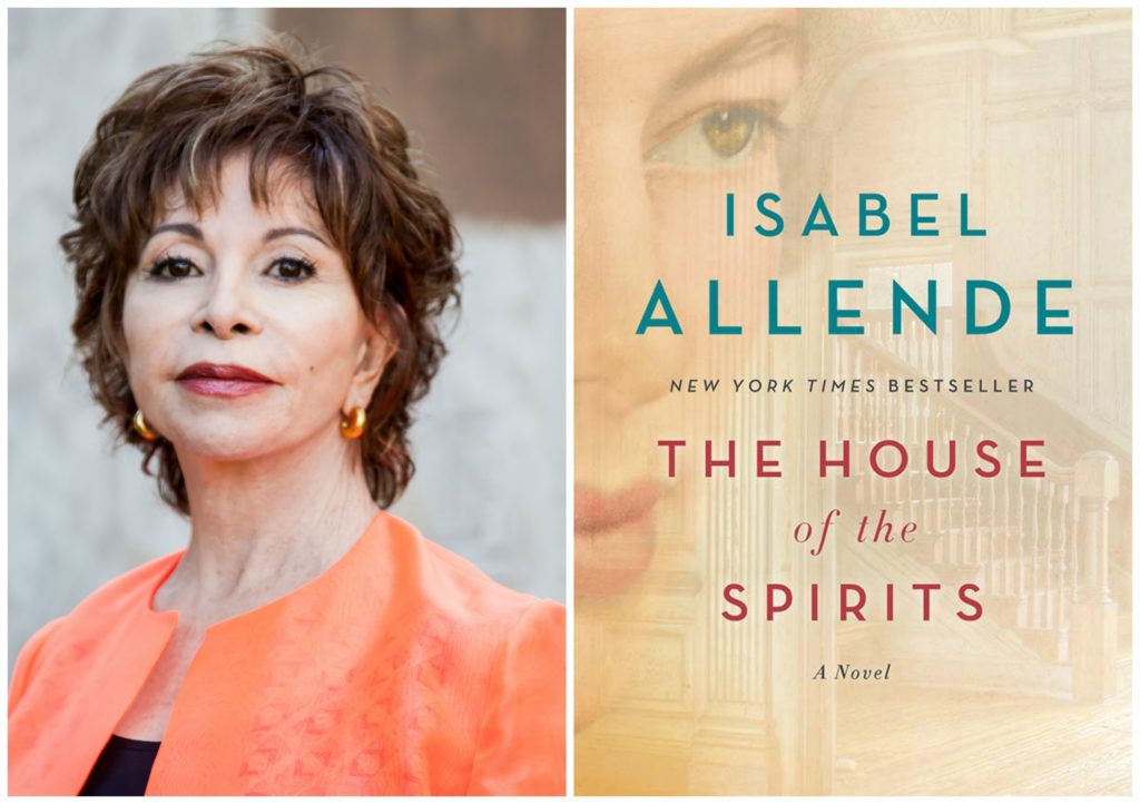 ISABEL ALLENDE THE HOUSE OF THE SPIRITS TED TALK INSPIRING MOTIVATIONAL