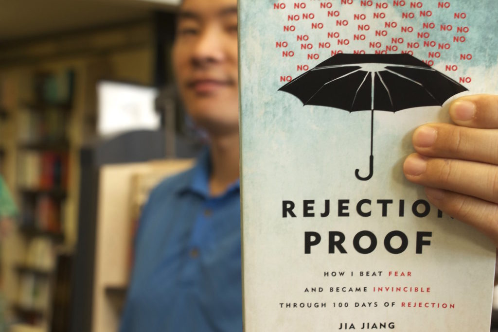 JIA JIANG REJECTION PROOF TED TALK INSPIRING MOTIVATIONAL