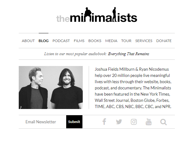 theminimalists.com
