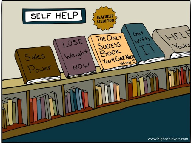 Self-Help Books of All-Time for Personal Development